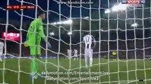 Juventus 1st BIG Chance Milan 0-0 Juventus TIM Cup