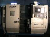 Okuma LU-15 Horizontal Machining Center m/c 305109