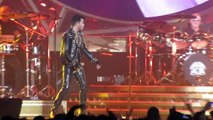Queen and Adam Lambert Fat Bottomed Girls Wembley Arena 24-2-2015