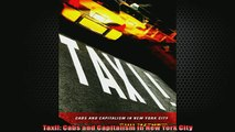 EBOOK ONLINE  Taxi Cabs and Capitalism in New York City  FREE BOOOK ONLINE