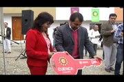 La empresa municipal EMUVI EP entregó las primeras 15 viviendas de la primera fase