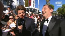 Zapping cannois du 21/05/16 - Gad Elmaleh, Kev Adams, Elle Fanning, Isabelle Huppert - Cannes 2016 -CANAL+