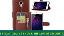 For meizu MX5,  fashion luxury flip leather wallet stand phone case co