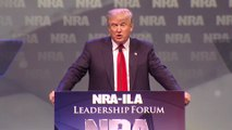 Trump's NRA speech in less than 3 minutes