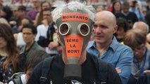 Manifestations à Paris et en province contre la firme américaine Monsanto - 22/05/2016 à 00h00