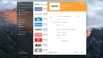 Dashlane, an extremly secure password manager app