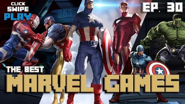 Best marvel games.mp4