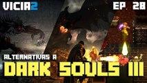 Dark Souls III estas son sus tres alternativas