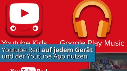 7 Gründe Youtube Red auzuprobieren