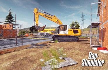 Bau-Simulator 2015 - Offizieller Trailer zum Spielstart