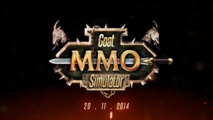 Goat MMO Simulator - Offizieller Trailer