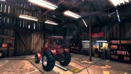 Mechanik Maszyn Rolniczych 2015 - trailer