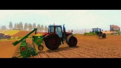 Symulator Farmy  2015 - trailer