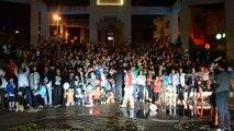 Darıca 'da Beşiktaş'ın Şampiyonluk kutlamaları