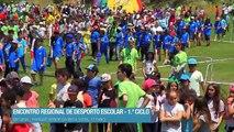 Encontro Regional de Desporto Escolar junta milhares nas Bela Vista