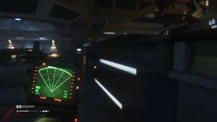 Le jeu parfait pour halloween Alien Isolation - App de la Semaine 48