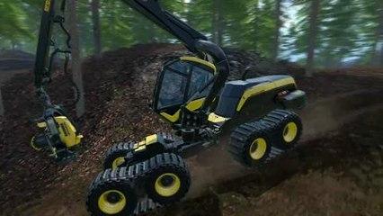 Farming Simulator 15 - Een dag op de boerderij