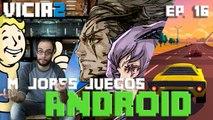 Mejores juegos para Android 2015: Terra Battle, Horizon Chase y Fallout Shelter