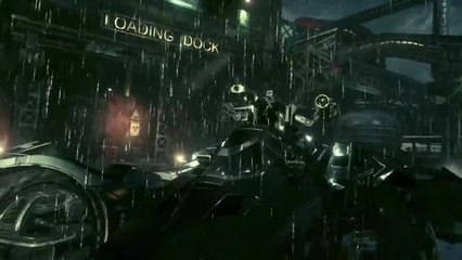 Batman:  Arkham Knight - Ace Chemicals Infiltration Gameplay (Parte 2)