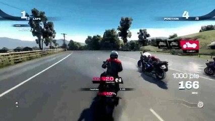 Motorcycle Club - Gameplay Trailer