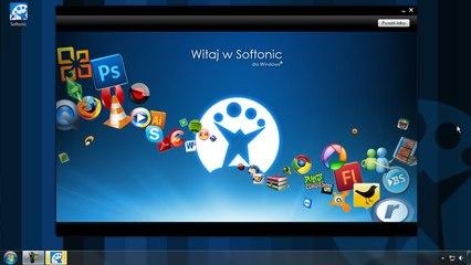 Jak wyszukiwać, pobierać i instalować programy używając aplikacji  Softonic dla Windows