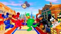 Best Finger Family Song | 3D Finger Family - Superman, Batman, Spiderman, Peppa Pig, Mickey Mouse