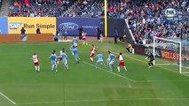 Baah Goal HD -New York City FC 0-7 New York Red Bulls - 22-05-2016 MLS