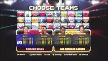 The Chicago Bulls VS The Toronto Raptors On The Insane Difficulty In A NBA Jam Basketball Match