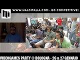 Halo 4 Videogames Party Bologna 26 - 27 gennaio 2013