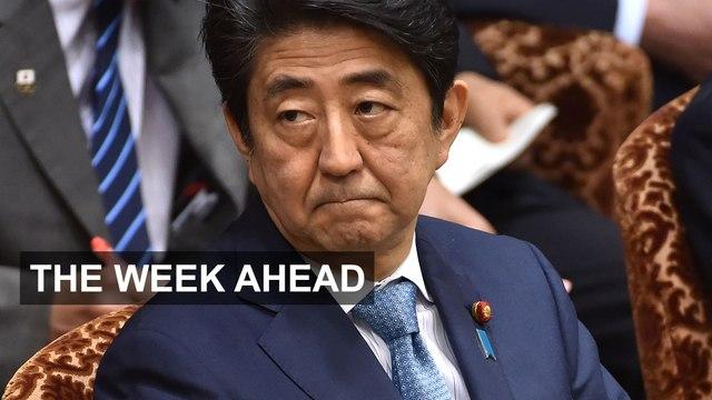 Week Ahead — G7 summit, HP results