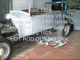 2 hot rods old school da Bevan's Hot Rods & Customs