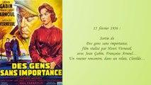 Chansons et actualités 1956 - du 15 au 22 février