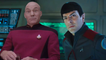 Picard Reacts to new Star Trek Beyond Trailer