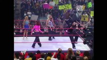 Chris Jericho & The Hardy Boyz vs Chris Benoit & Perry Saturn & Dean Malenko Raw 01.08.2001 (HD)
