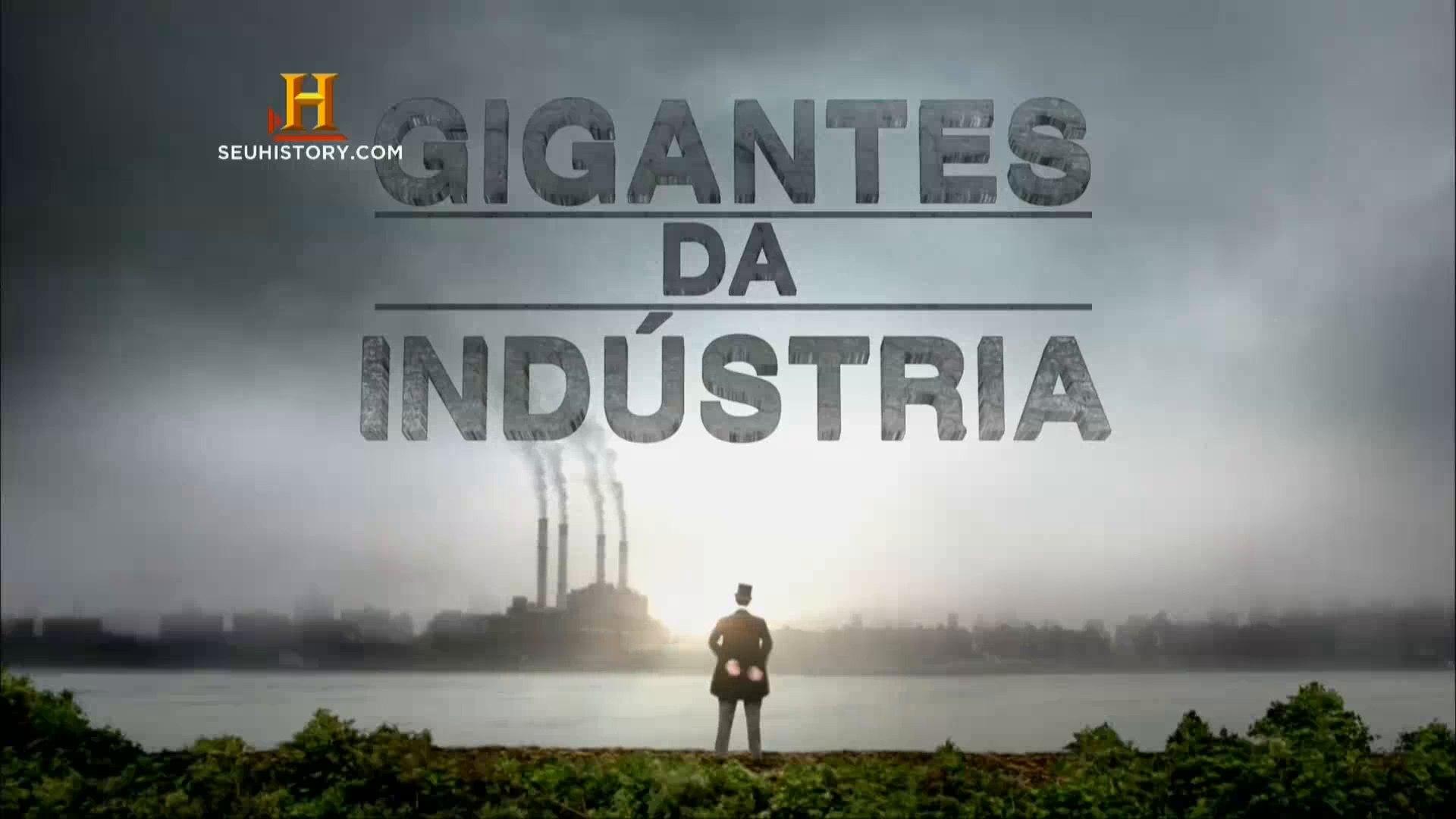 Gigantes da Indústria - Ep 6 Tomando Posse de Tudo