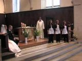 Mariage Glory glory alleluia