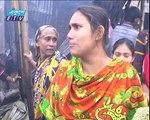 Mohammadpur Pullpar slum Fire  Ekushey Television Ltd, 11,01,15