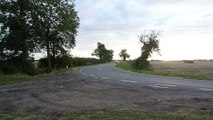 Aston Martin Vanquish on The British Country Road, 27 September 2012