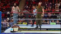 Rey Mysterio & The Usos vs. Daniel Bryan, Luke Harper & Erick Rowan- Raw, Jan. 6, 2014