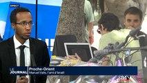 Manuel Valls, l'ami d'Israël en visite officielle