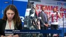 Les raisons de la poussée de l'extrême droite en Autriche