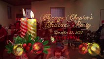 Chicago Chapter's Christmas Party Dec 22,2013, Passing Out Gifts for the Kids - (Part 2 of 4)