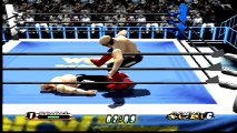 Virtual Pro Wrestling 64 Hawk vs Animal