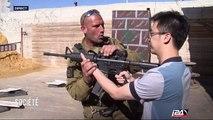 Grand Dossier: grand frisson pour les touristes au Gush Etzion