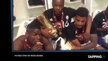 Booba : Patrice Evra reprend un titre du rappeur pour fêter sa victoire en Coupe d'Italie avec la Juventus Turin (Vidéo)