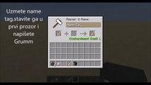 Minecraft 2 Easter Eggs[Ovca koja mjenja boju,krava koja hoda na leđima]!!!