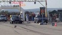Mercedes E55 AMG Vs. Honda Civic Turbo