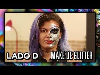 [LADO D] Sirena  - Make de Glitter