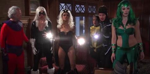 Avengers infinity war a sa parodie porno avengers xxx