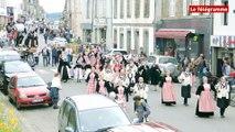 Pontivy. Les cercles celtiques font le show pour la Fête de la Bretagne